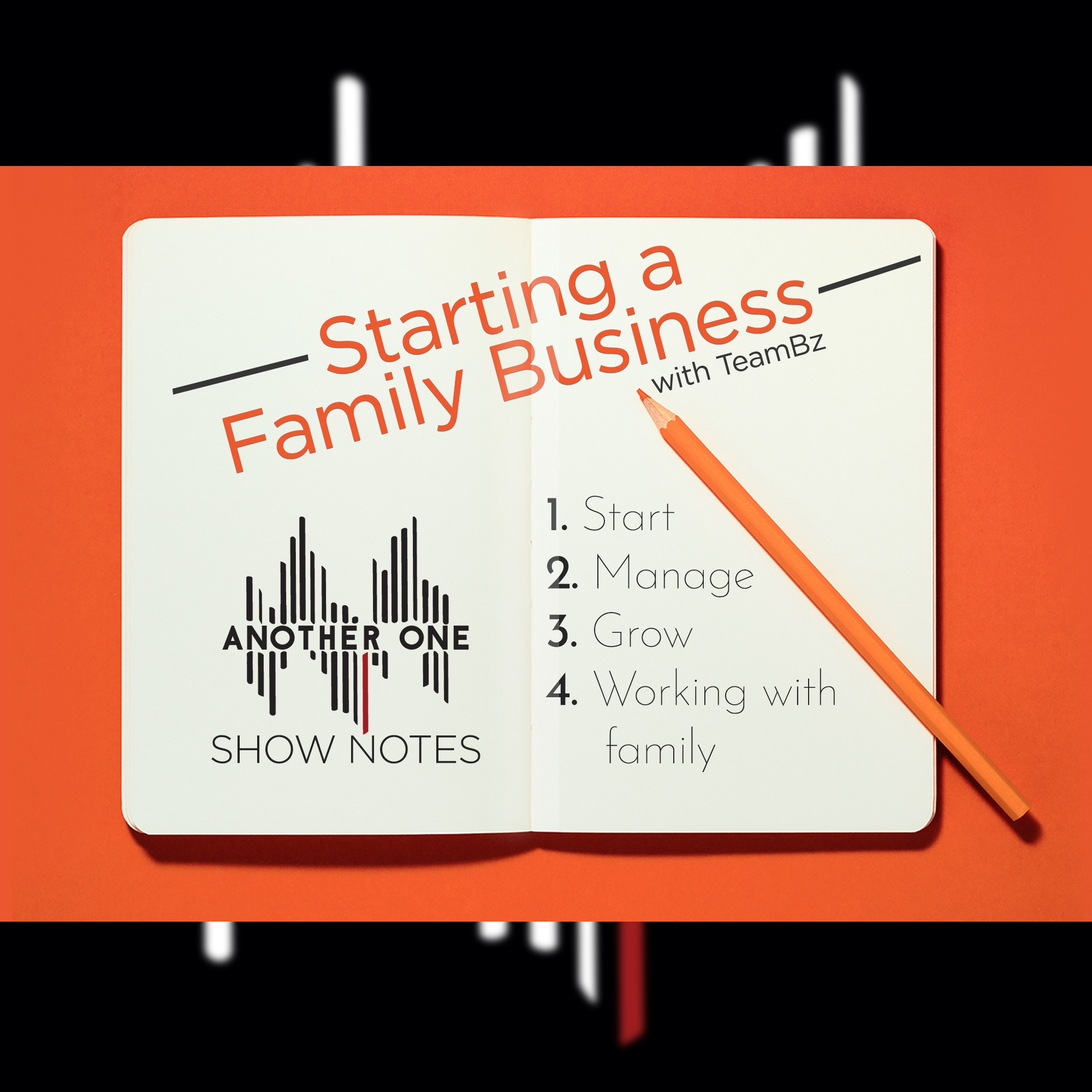 Starting A Family Business Show Notes